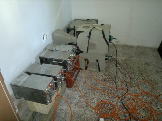 mikrovlnná technologie sanako