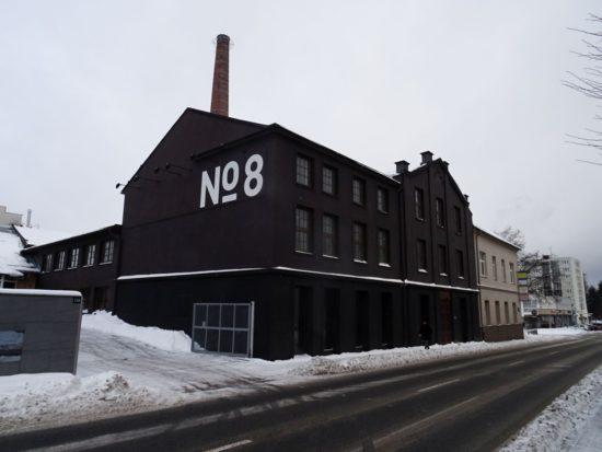 továrna no.8 v humpolci