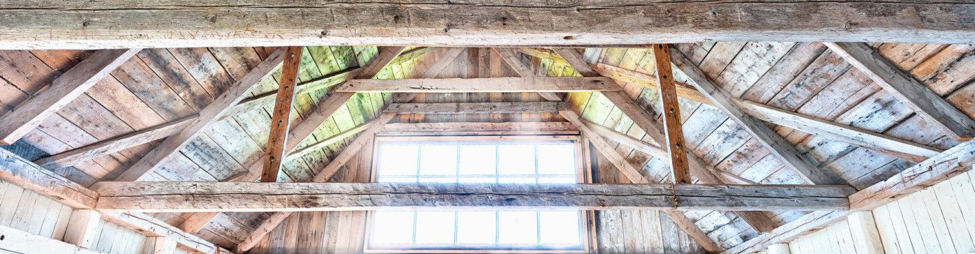 Posouzení stavu dřevěných kontrukcí