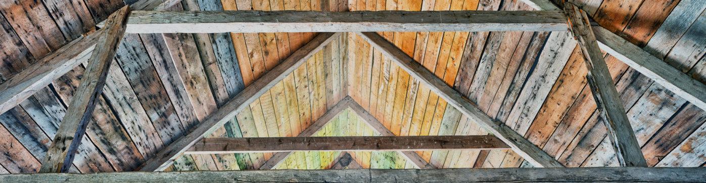 Posouzení stavu dřevěných konstrukcí