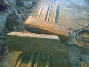 vyklízení stavebních pozůstatků